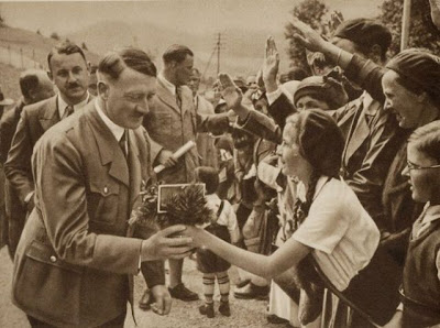 Adolf Hitler Unpublished Photos