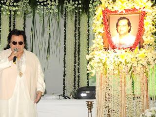 Joy Mukherjee prayer meeting gallery