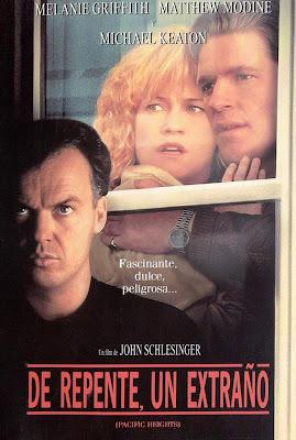 De Repente, Un Extraño (1990)