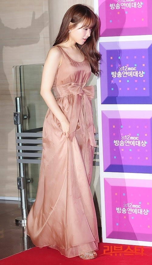 Park Bo Young (박보영) - 2012 MBC Broadcast Entertainment Awards (BEA 2012) on 29 December 2012