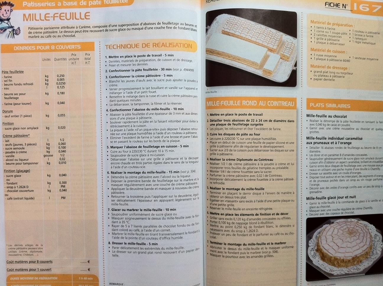 miscelanea culinaria: la cuisine de reference. imprescindible