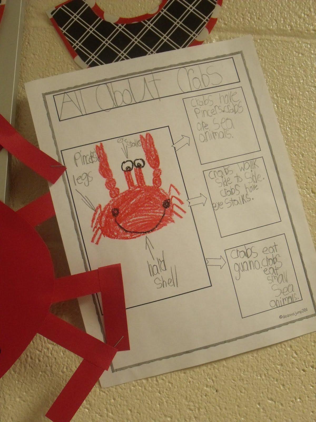 Oceans of Fun! - Mrs. Jump\'s Class