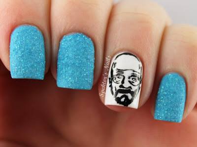 Breaking Bad - Heisenberg Nails