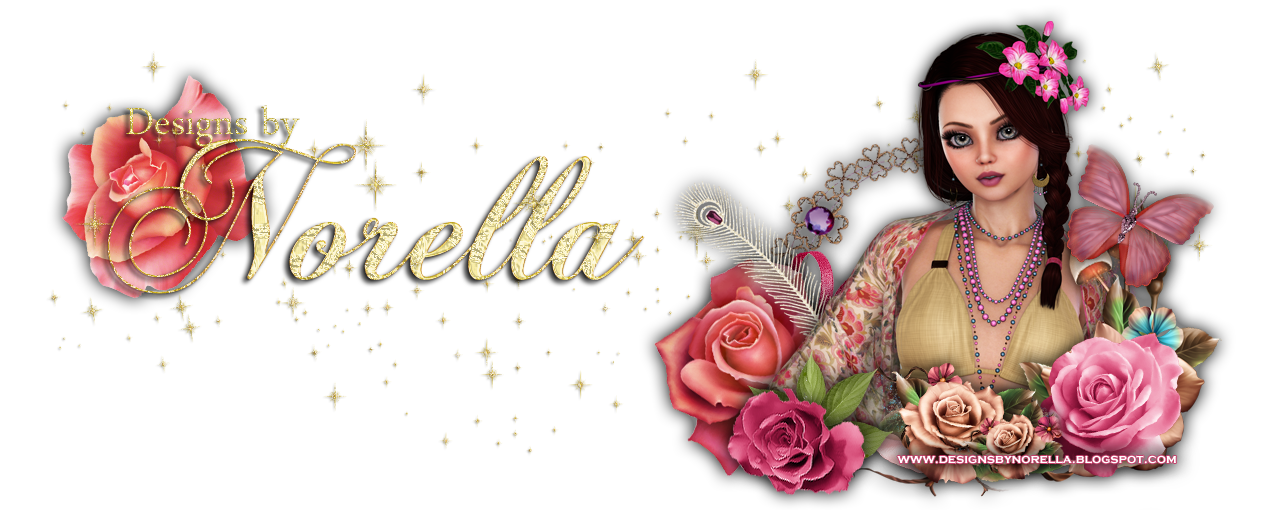 Designs By Norella - 3d Tubes, Posers and Other Graphics