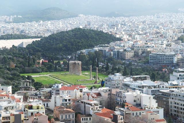 Греция Афины