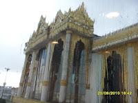 Travel Di Yangon Myanmar teringat Cerita The Lady