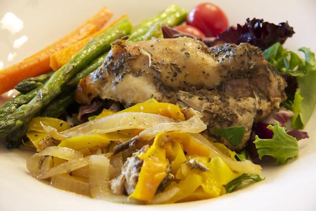 Herbs de Province Slow-cook Chicken