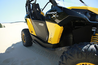 Can-Am Maverick Sport Aluminum Doors