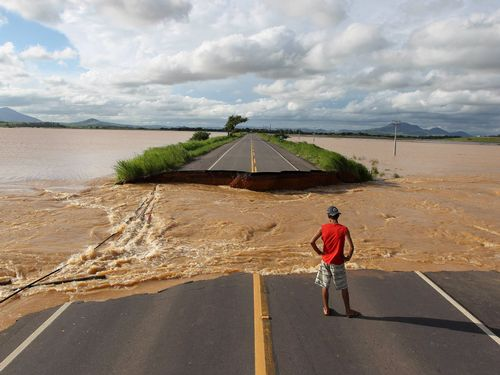 Recent Natural Disasters In Brazil