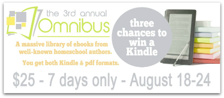 The 2014 Homeschool Omnibus is Now Available for Sale, for a Limited Time Ends 8/24/14 via Great Peace Academy
