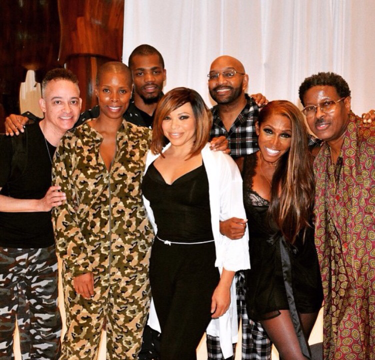 The cast of 'House Party' reunite for Alicia Keys surprise ...