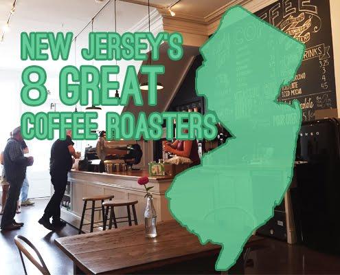 NJ's Great 8 Coffee Roasters