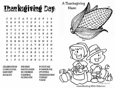 picture relating to Free Printable Thanksgiving Word Search identified as Thanksgiving Term Glance Recreation For Small children