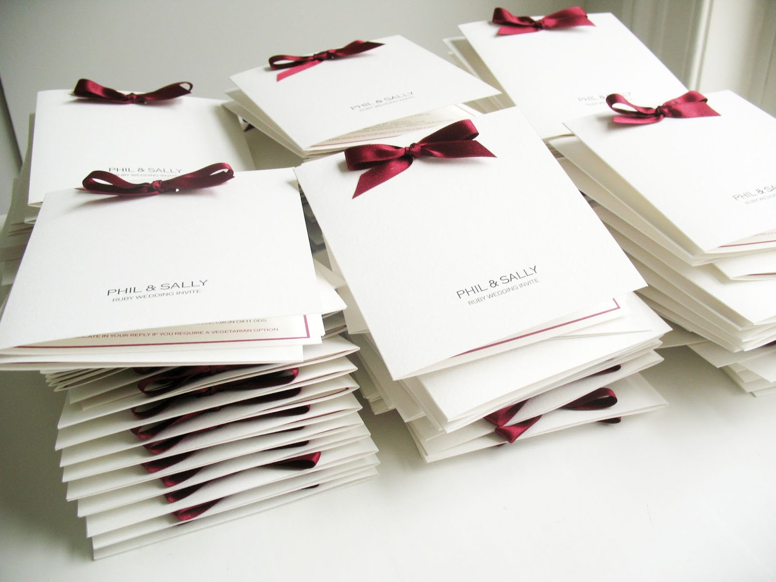 Inspiration for weddings, invitations and stationery: burgundy ...