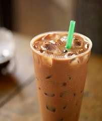 minuman es kopi moka