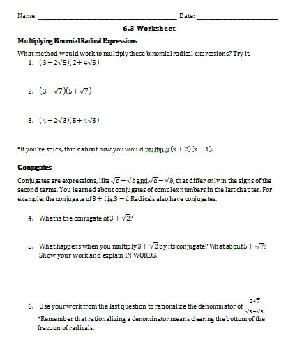 math worksheet : math jamboree radicals worksheet : Foil Math Worksheets