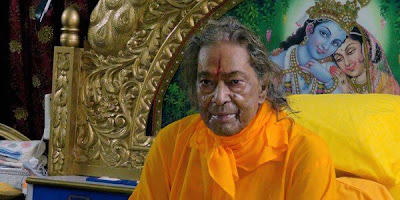 Jagadguru Shri Kripalu Ji Maharaj released from hospital. Latest news is that his health is great