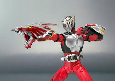 S.H.Figuarts Kamen Rider Ryuuki and Dragredder Set