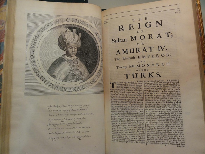 Image result for The General History of the Turkes.