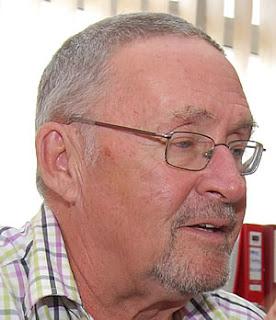 Guy Scott, Vice-President of Zambia