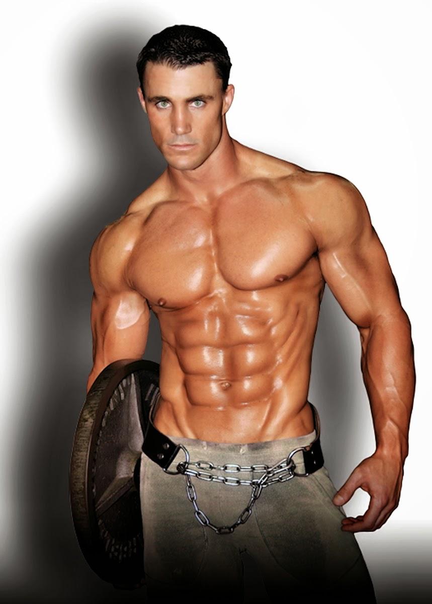 cara memperbesar otot lengan dan dada secara efektif dan alami