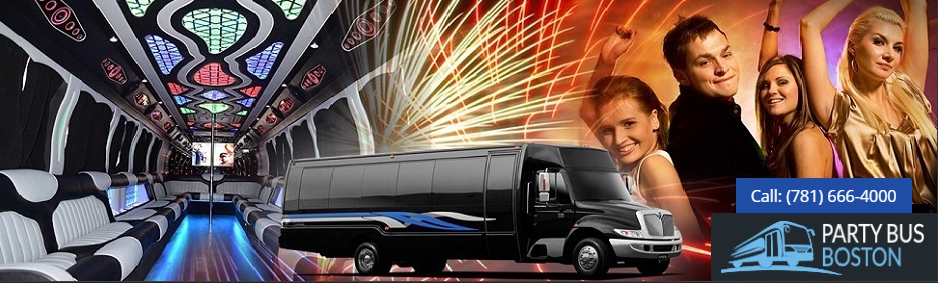 Partybus Boston Rental