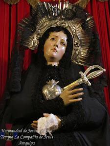Septiembre - Nuestra Señora de los Dolores - Templo Santo Domingo