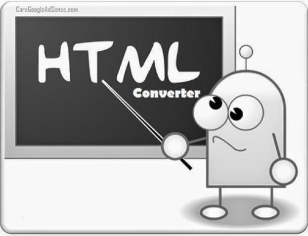 html parse converter