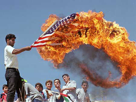 ... Burning The American Flag Freedom of speech the supreme court cases