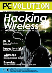 Publicidad / Revista Hackers # 3