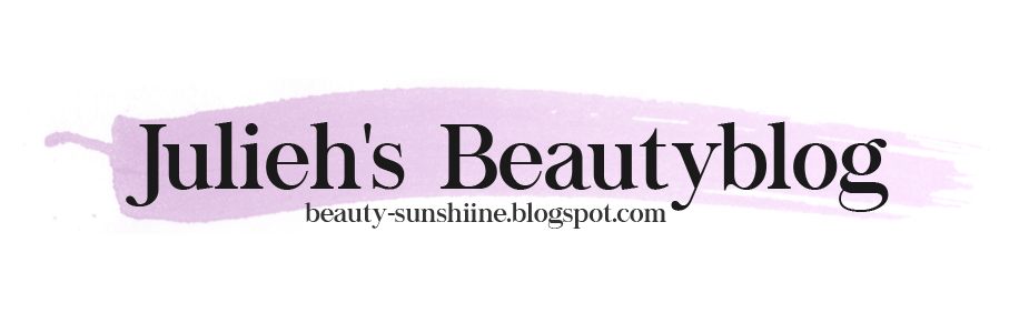 Julieh's Beautyblog ♥