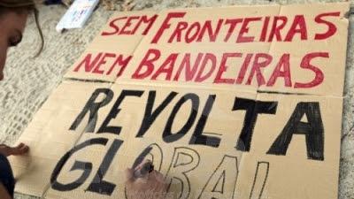Portugal: INDIGNADOS CONVOCAM MANIFESTAÇÃO CONTRA AGRESSÕES DA PSP
