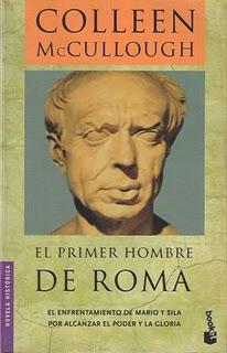 El primer hombre de Roma - Colleen McCullough El+primer+hombre+de+Roma