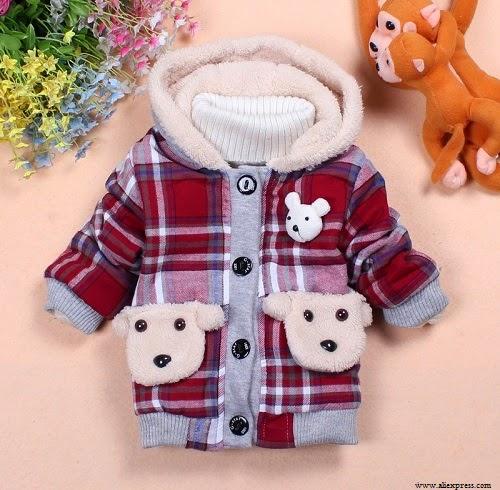 magnifique Manteau bébé fille
