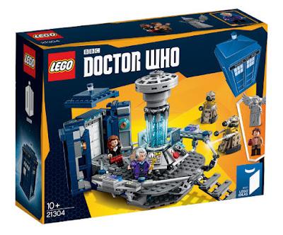 TOYS : JUGUETES - LEGO Ideas  21304 Doctor Who  Producto Oficial 2015   Piezas:   Edad: +10 años  Comprar en Amazon España & buy Amazon USA