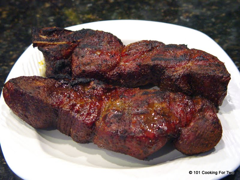 Slow Grilled Bone In Country Style Pork Ribs | 101 Cooking For Two