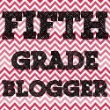 I'm a Fifth Grade Blogger