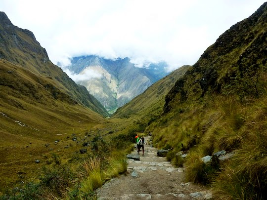 Dead Woman's Pass Ascent Inca Trail