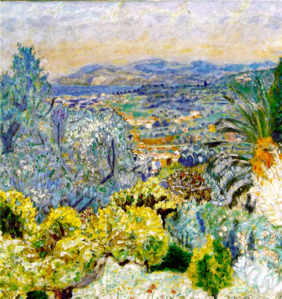 Pierre Bonnard 1867-1947 | French Post-Impressionist painter | Les Nabis Group
