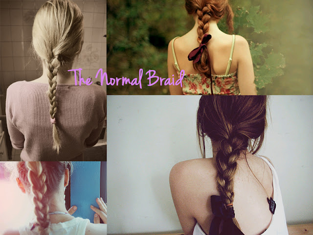 different braids, types of braids, braid, braid bible, how to braid, hair inspiration, hair, hair styles, pretty, hair do, lesimplyclassy, lesimplyclassy blog, le simply classy, le simply classy blog, samira hoque, styling, normal braid, jenna sue font, the normal braid, pretty braid, back braid, red hair, blonde hair braid, braided red hair, how to braid hair, how to braid your hair normal