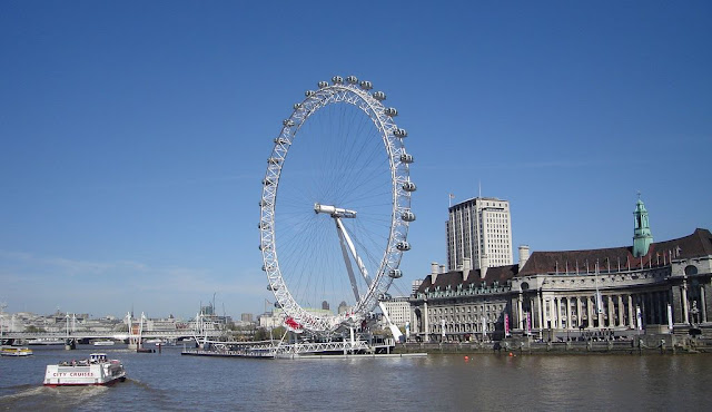 Ojo de londres (London Eye)
