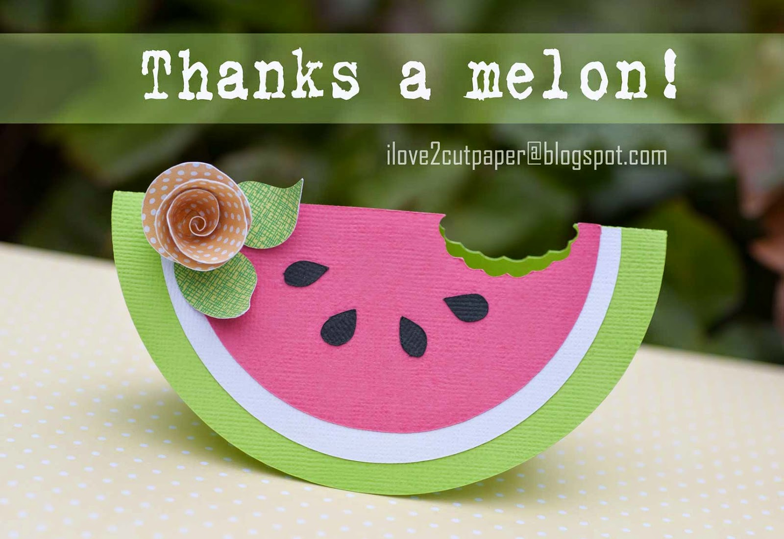Melon shaped cutting file