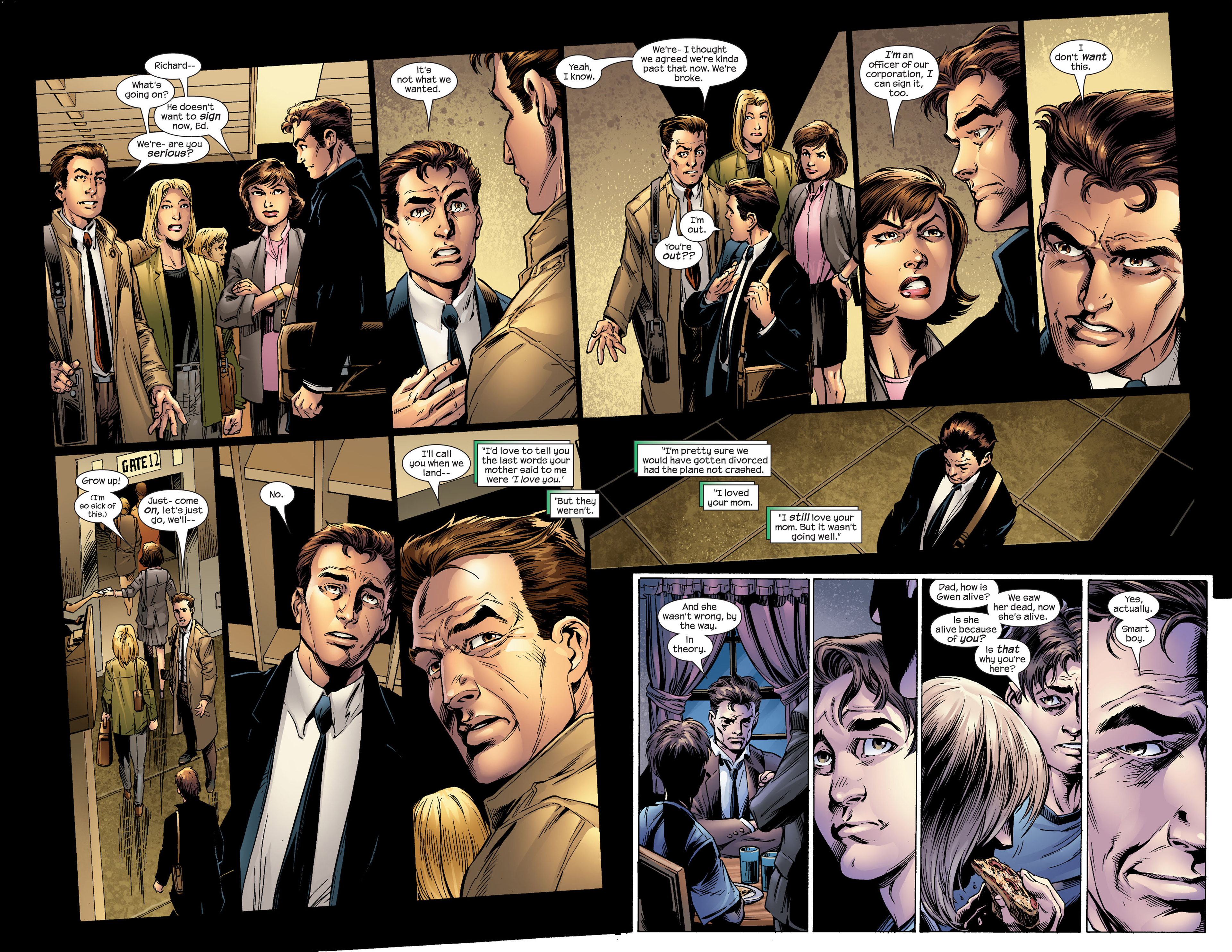 Ultimate Spider-Man (2000) Issue #100 #104 - English 12