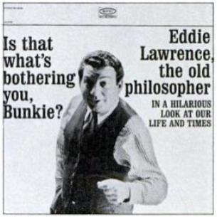 THE OLD PHILOSOPHER Lyrics - EDDIE LAWRENCE | eLyrics.net