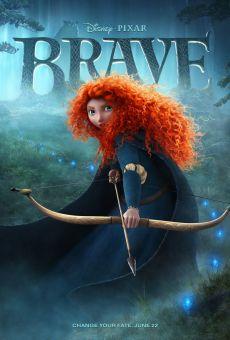 Công Chúa Tóc Xù || Brave