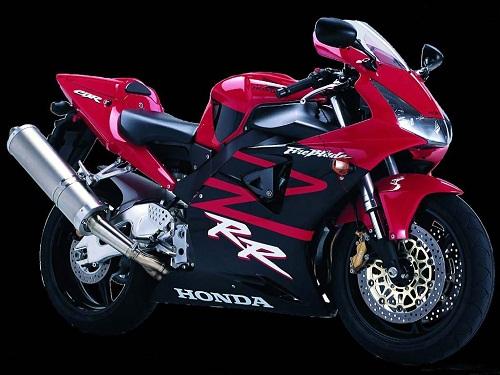 Honda Sport Bikes 2013