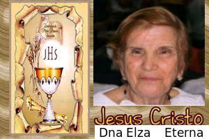Dna Elza Mãe da Avani