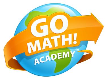 Go Math! Academy logo