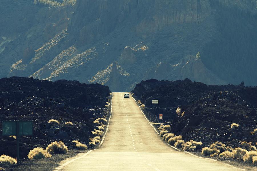 Landscapes of Tenerife - Page 6 El+camino+a+lo+lejos