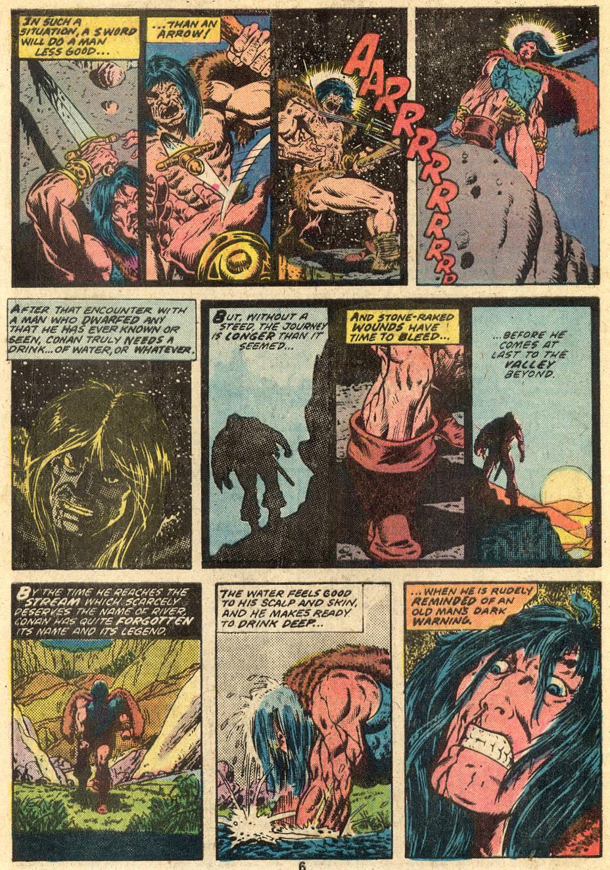 Conan the Barbarian (1970) Issue #64 #76 - English 5